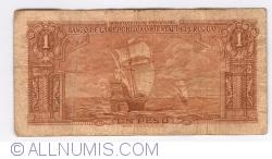 Image #2 of 1 Peso L.1939 - Serie C