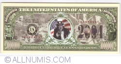 Image #1 of 1.000.000 Dollars 2004 - Veterans of War