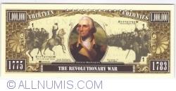 Imaginea #1 a 1 000 000 Revolutionary Dollars 2010 - Războiul de Independență