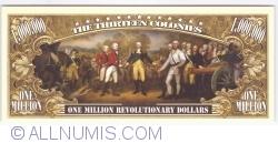 Imaginea #2 a 1 000 000 Revolutionary Dollars 2010 - Războiul de Independență