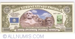 1 American Million 2015 - Mount Rushmore