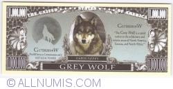Image #1 of 1 000 000 - 2014 - Grey Wolf
