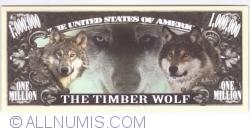 Image #2 of 1 000 000 - 2014 - Grey Wolf