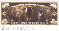 Imaginea #2 a 1 000 000 - 2014 - Ursul Grizzly