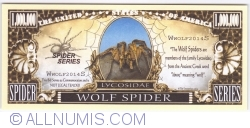 Image #1 of 1 000 000 - 2014 - Wolf Spider