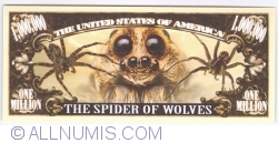 Image #2 of 1 000 000 - 2014 - Wolf Spider