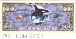 Image #1 of 1 000 000 - 2004 - Killer Whale