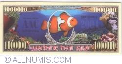 Image #1 of 1 000 000 - 2004 - Clown fish