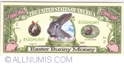 Image #1 of 1,000,000 Ester Egg Dollars 2006