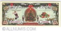 Image #1 of 25 Christmas Dollars 2006