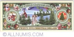 Image #2 of 25 Christmas Dollars 2006