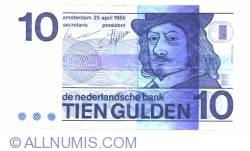Imaginea #1 a 10 Gulden 1968 (25. IV.)