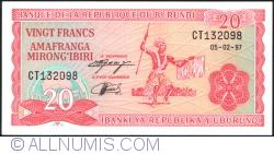20 Franci 1997 (5. II.)
