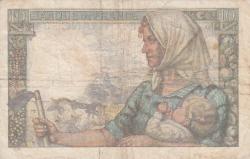 Imaginea #2 a 10 Franci 1947 (30. X.)