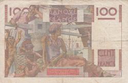 100 Franci 1949 (17. II.)