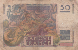 Image #2 of 50 Francs 1946 (2. V.)