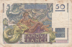 Image #2 of 50 Francs 1947 (2. X.)