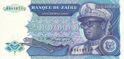 Image #1 of 200,000 Zaïres 1992 (1. III.)