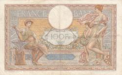Image #2 of 100 Francs 1933 (23. XI.)