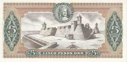 5 Pesos 1973 (1. I.)