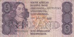 Imaginea #1 a 5 Rand ND (1989-1990)