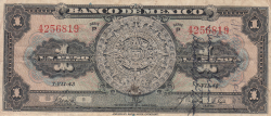 Image #1 of 1 Peso 1943 (7. VII.)