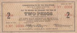 Image #1 of 2 Pesos 1942 (13. I.)