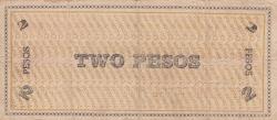 Image #2 of 2 Pesos 1942 (13. I.)