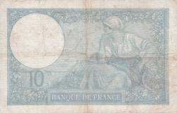 Image #2 of 10 Francs 1940 (26. XII.)