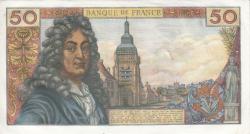 Image #2 of 50 Francs 1973 (3. V.)