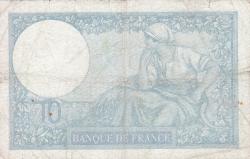 Image #2 of 10 Francs 1940 (17. X.)