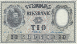 Image #1 of 10 Kronor 1955 - 4