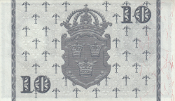 Image #2 of 10 Kronor 1958 - 4
