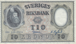 Image #1 of 10 Kronor 1962 - 2