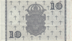 Image #2 of 10 Kronor 1962 - 2