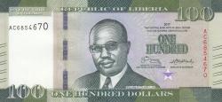 100 Dolari 2017