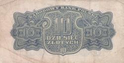Imaginea #2 a 10 Zlotych 1944