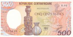 Image #1 of 500 Francs 1987 (1. I.)