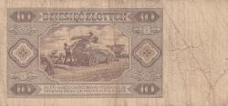 10 Zlotych 1948 (1. VII.)