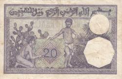 Imaginea #2 a 20 Franci 1939 (31. I.)