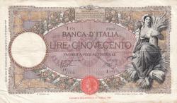 Image #1 of 500 Lire 1940 (27. II.)
