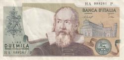 Image #1 of 2000 Lire 1976 (22. X.) - Signatures Baffi / Stevani