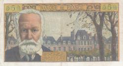 Image #2 of 5 Nouveaux Francs 1959 (15. X.)