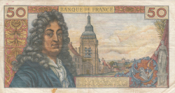 Image #2 of 50 Francs 1967 (2. II.)