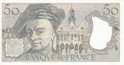Image #2 of 50 Francs 1988