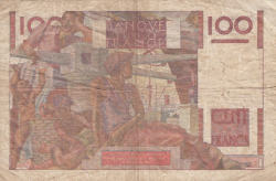 100 Francs 1950 (24. VIII.)