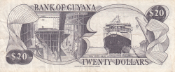 Image #2 of 20 Dollars ND (1966-1989)