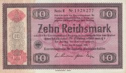 Image #1 of 10 Reichsmark 1934