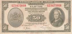 Imaginea #1 a 50 Gulden 1943 (2. III.)