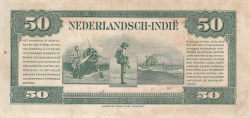 Imaginea #2 a 50 Gulden 1943 (2. III.)